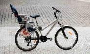 Electric Bike rental with child seat - Praha Bike