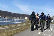 FAT TIRE Electric Bike Tour - Praha Bike