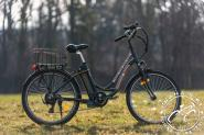 Electric bicycle (80km)- Praha Bike hire in Prague