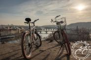 "City/mountain 26""wheel bicycle - Praha Bike rent in Prague"
