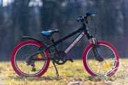 "Kid 24""wheel bicycle - Praha Bike rent in Prague"