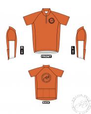 PrahaBike Cycling dress