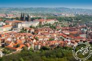 Panoramic views of Prague - Petrin